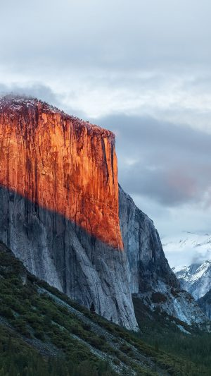 Apple El Capitan OSX Mac Mountain Wwdc Nature