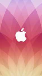 Apple Event March 2015 Red Pattern Art