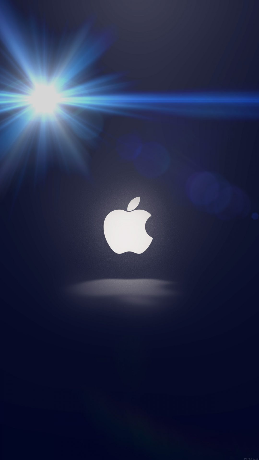 Apple Logo Love Mania Flare
