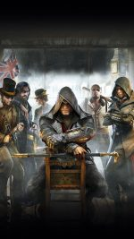 Assasins Creed Game Art Illust
