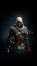 Assassins Creed 4 Dark Game Art Illust