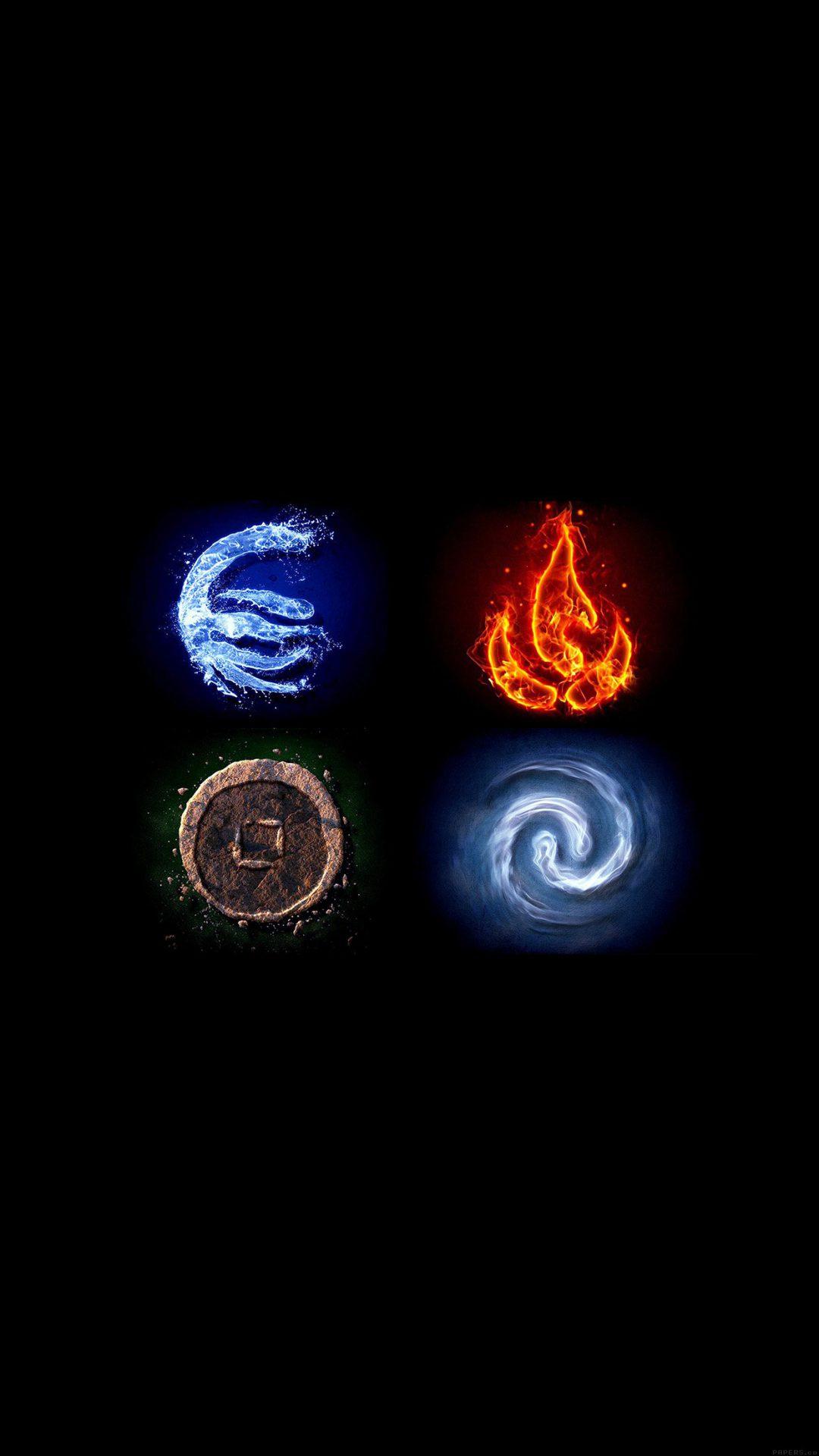 Avatar The Last Airbender Simbol Anime