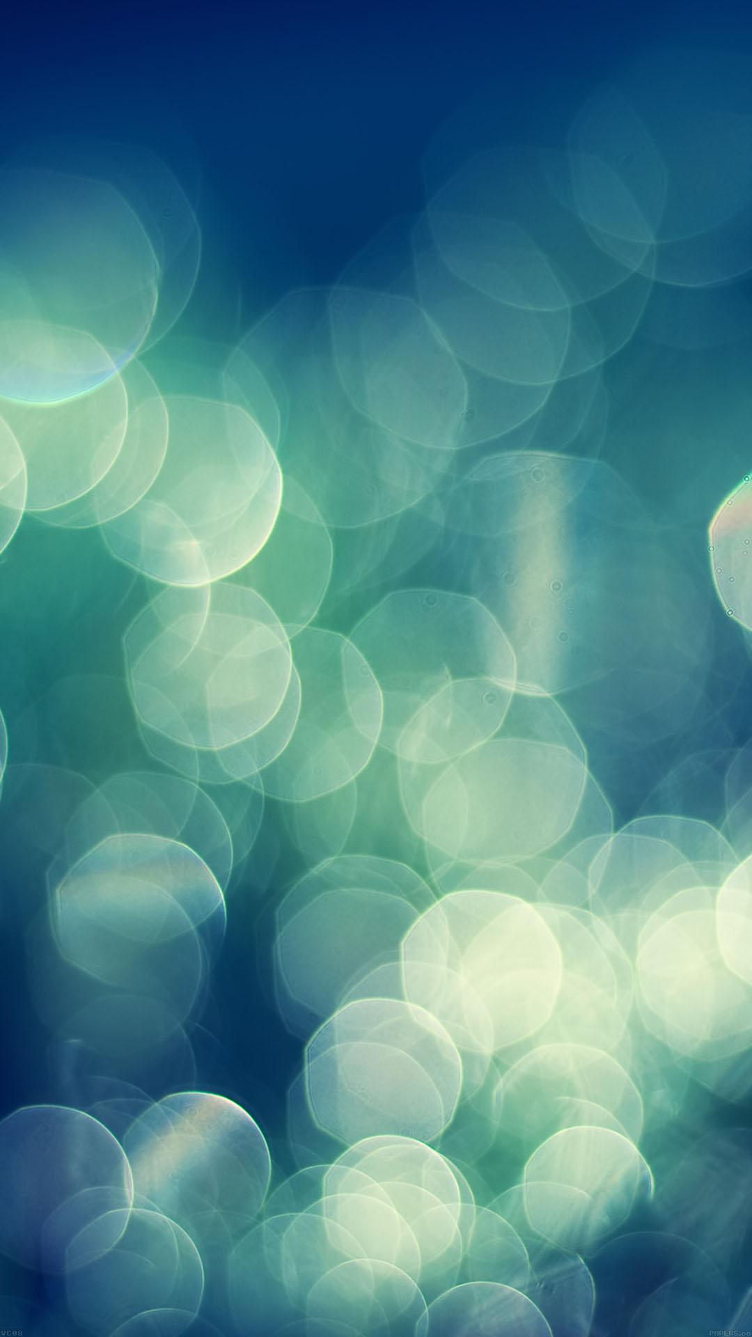 Bokeh Nature Lights Blur