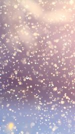 Bokeh Snow Flare Water Splash Pattern