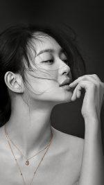 Bw Kpop Girl Shin Mina Girl