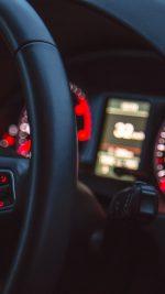 Car Audi Drive Interior Motor Man