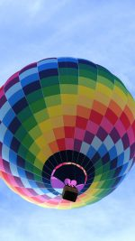 Color Air Balloon Sky Fun