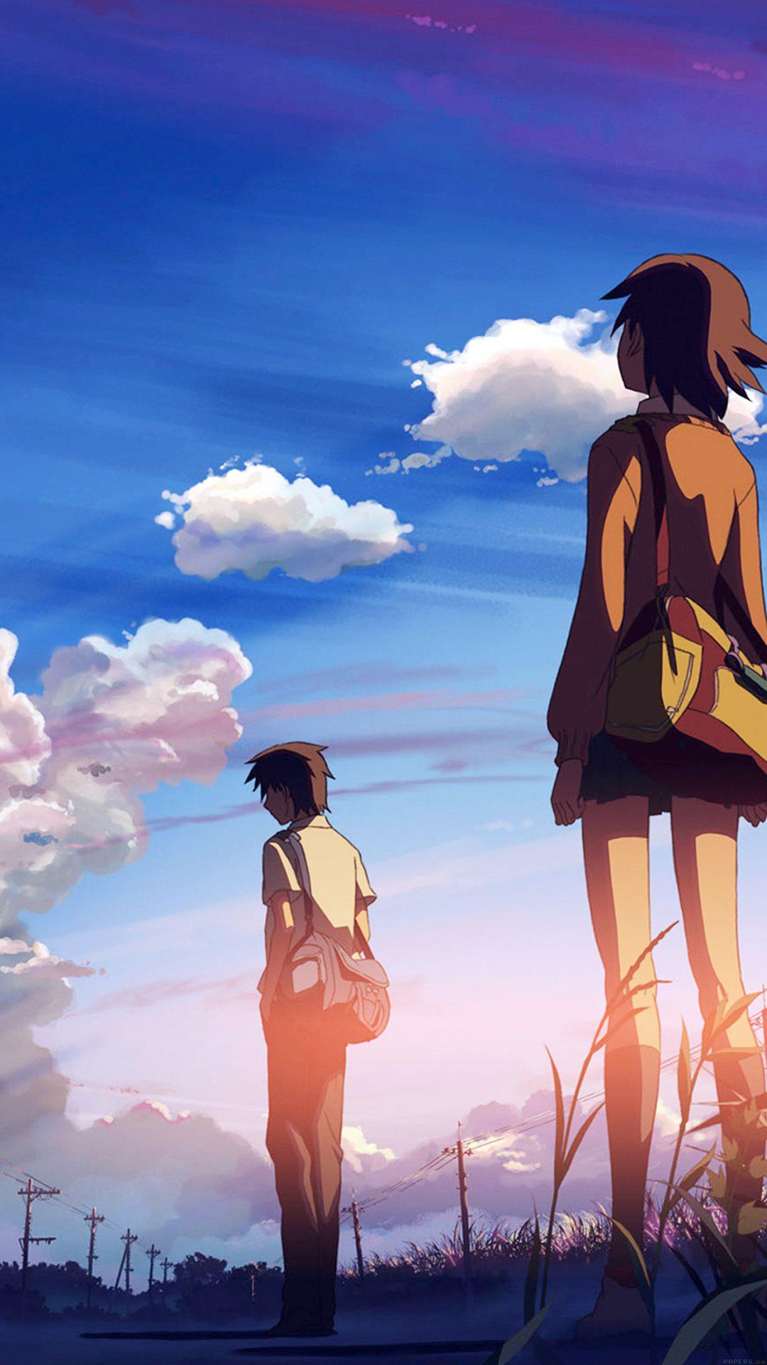 Departure Love Anime Illust Art