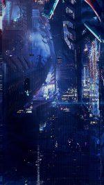 Digital World Anime Art Illust Urban