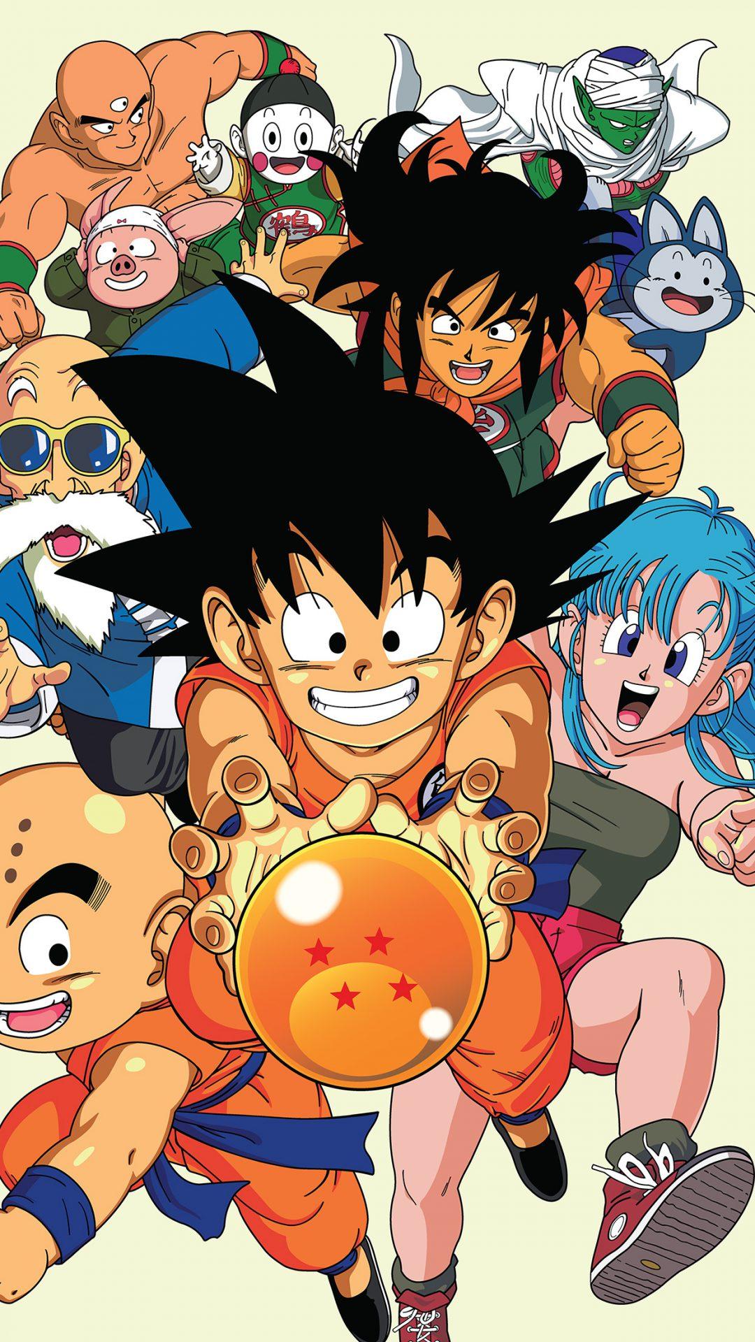 Dragonball Art Anime Japan