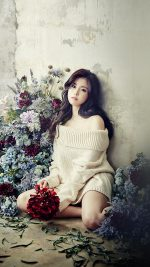 Flower Girl Hyosung Girl Kpop Celebrity