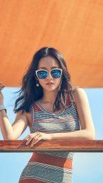 Gu Hara Kpop Girl Summer Sunglass
