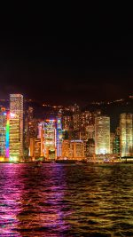 Hongkong Night Symposium Of Light