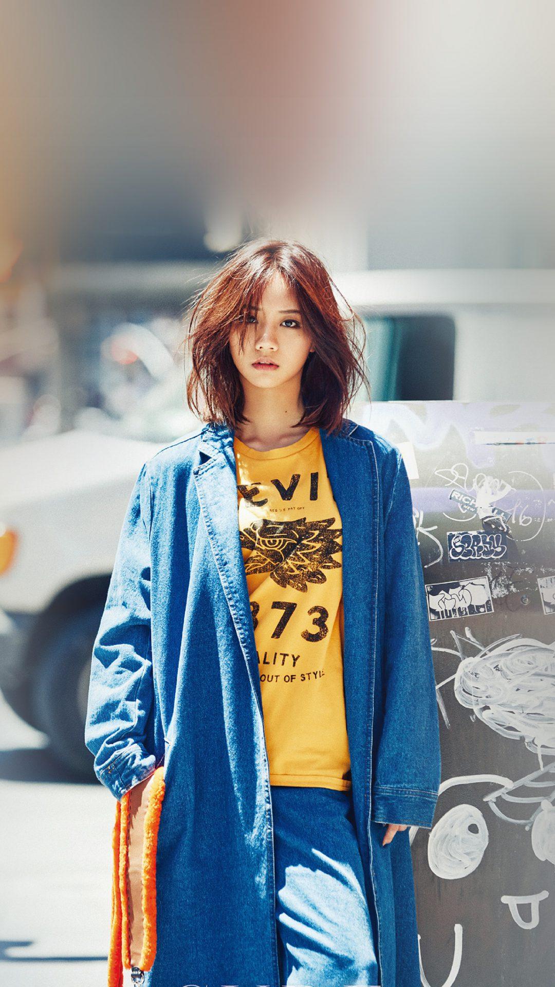 Hyeri Kpop Street Red Celebrity Girl