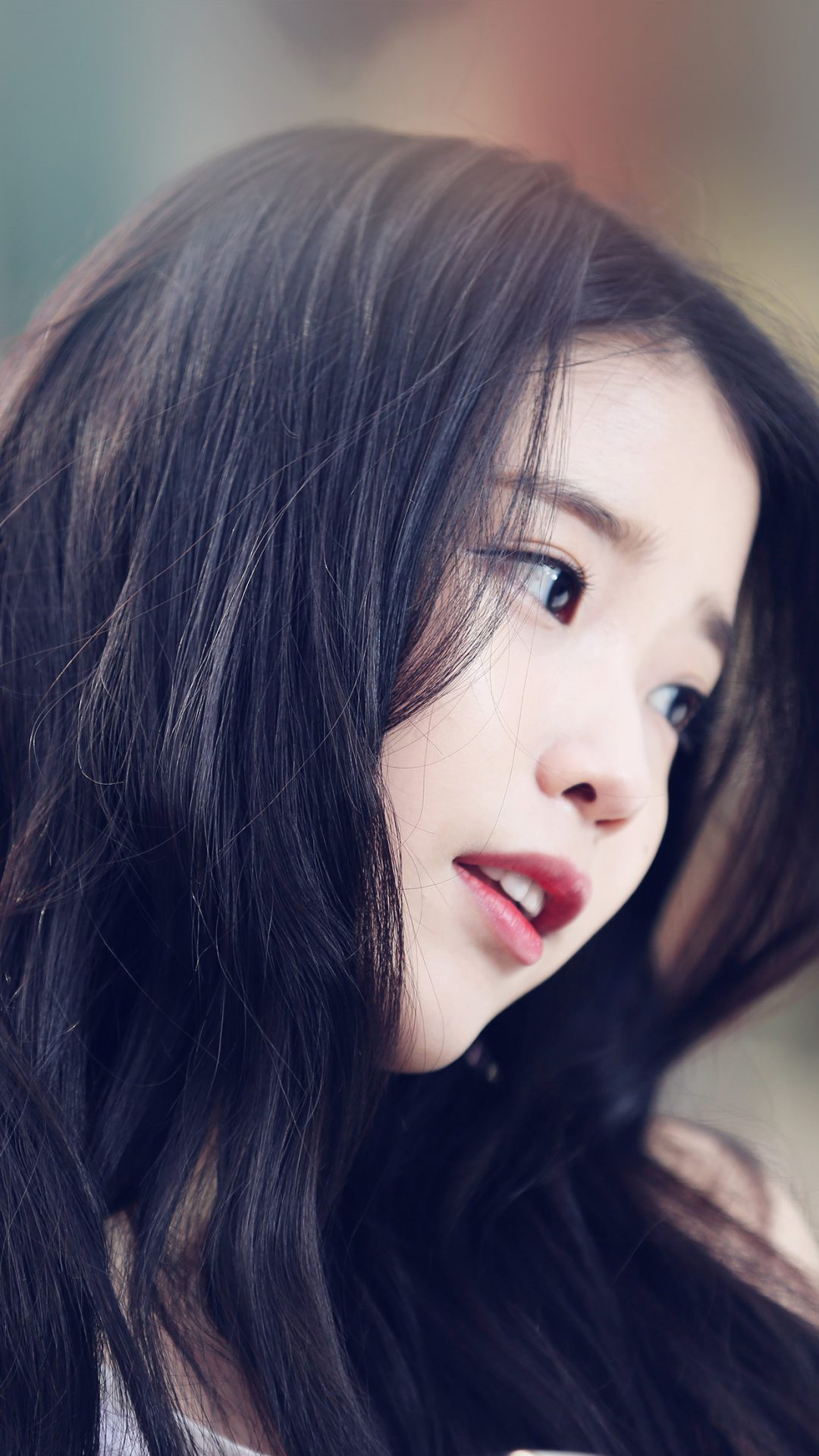 Iu Kpop Beauty Girl Singer