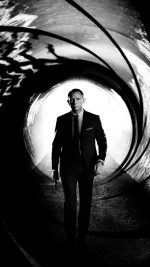 James Bond 007 Skyfall Film Poster