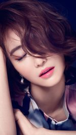 Ko Joon Hee Kpop Film Actress Closed Eyes