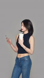 Kpop Girl Group Kwon Nara Hellovenus Phone