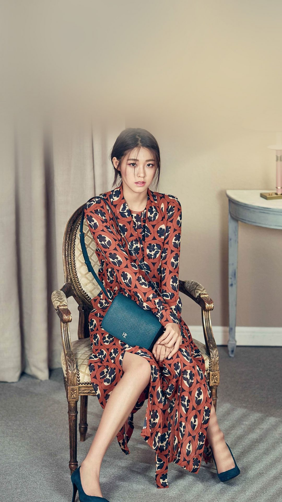 Kpop Girl Sulhyun Aoa Pose Model