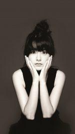 Kpop Girl Yumi Dark Cute Asian Actress