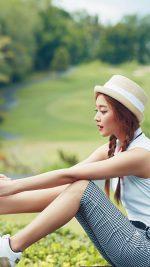 Kpop Golf Model Girl Jo Boa