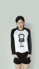 Kpop Ioi Chayeon Girl Cute Wink