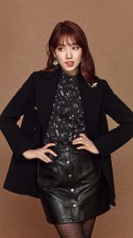 Kpop Park Shinhye Girl Brown