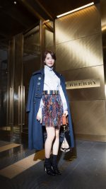 Kpop Snsd Yuna Burberry Girl