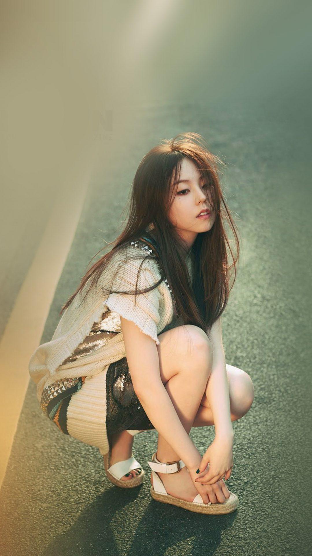Kpop Sohee Street Girl Celebrity