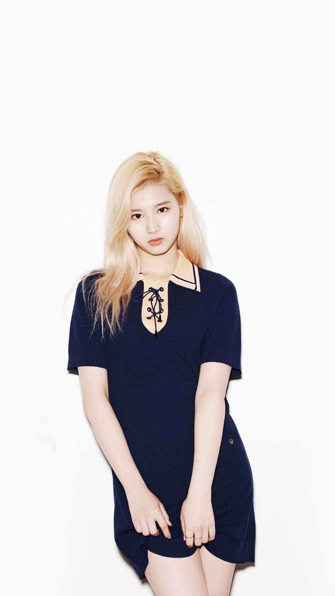 Kpop Twice Sana Girl Cute White Wallpapers For Iphone