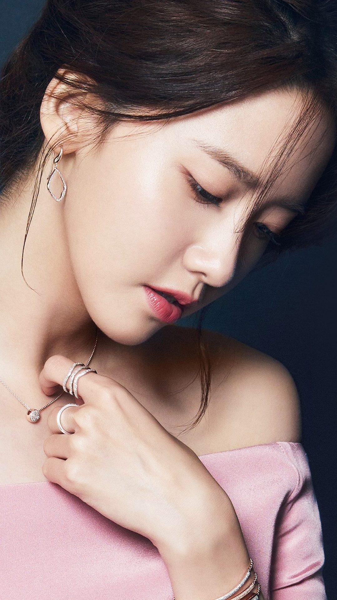Kpop Yuna Girl Blue