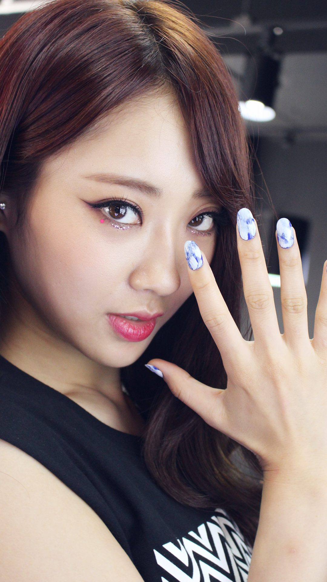 Kyungli Kpop Girl Nail Cute