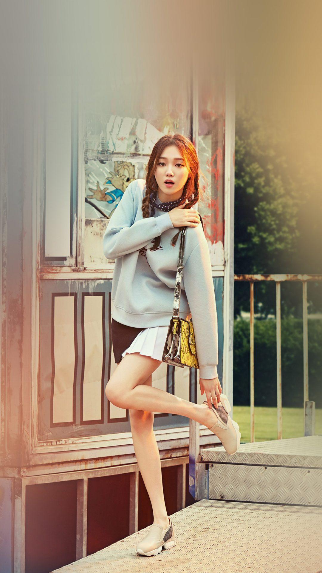 Lee Sungyung Model Kpop Cute Photo