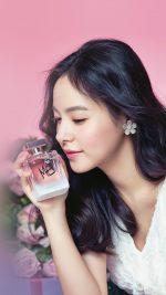Min Hyorin Pink Ad Cute Kpop