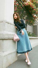Nana Kpop Girl Spring