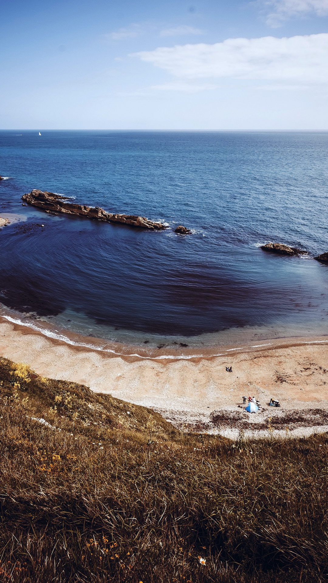 Nature Camping Sea Beach Ocean Rock Mountain Color