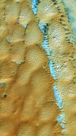 Nature Earthview Algeria Orange