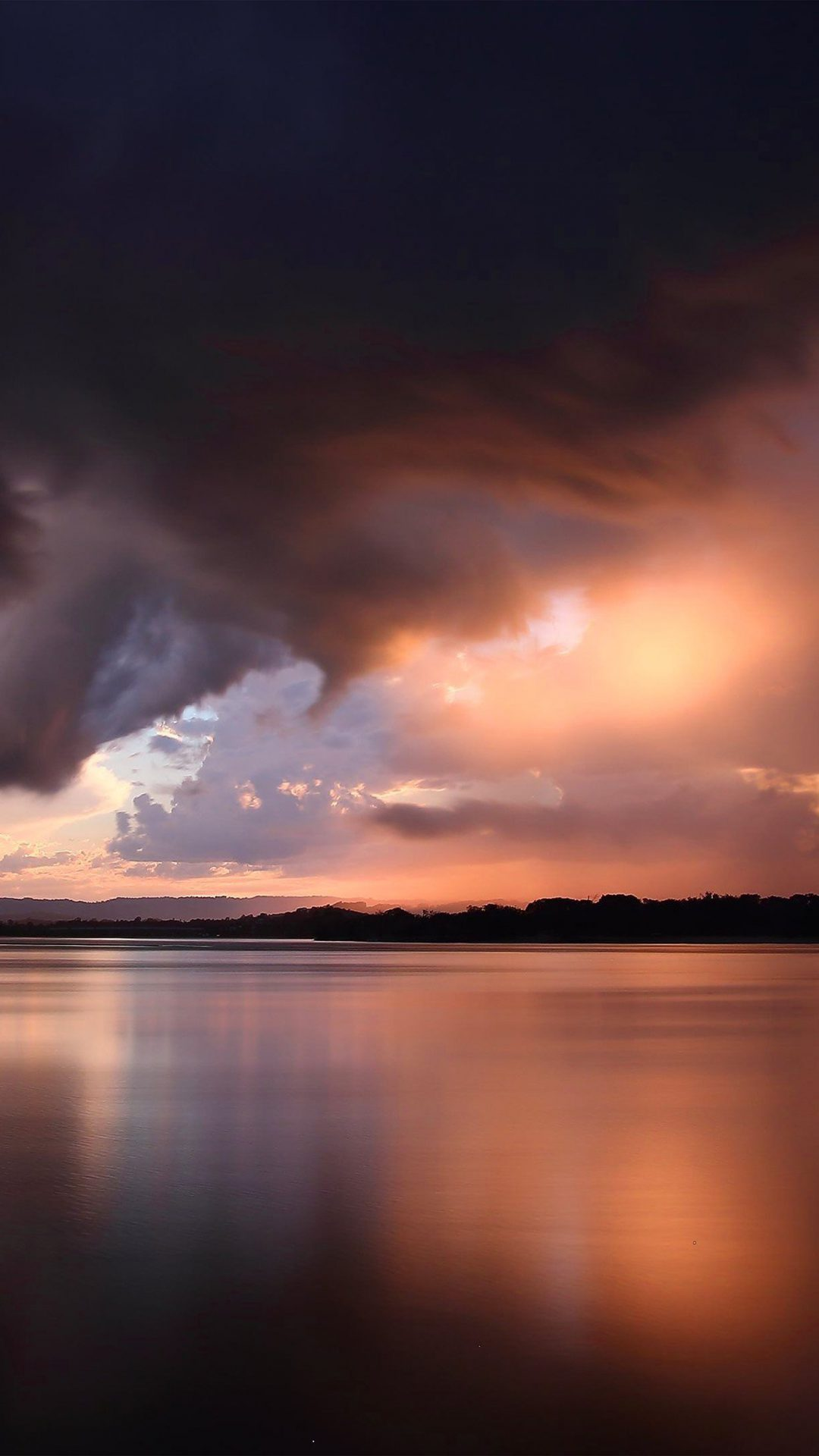 Nature Sky Lake Cloud Sunset Summer Afternoon