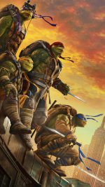 Ninja Turtle Poster Film Anime Art