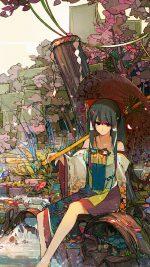 Sakura Sora Illust Anime Art