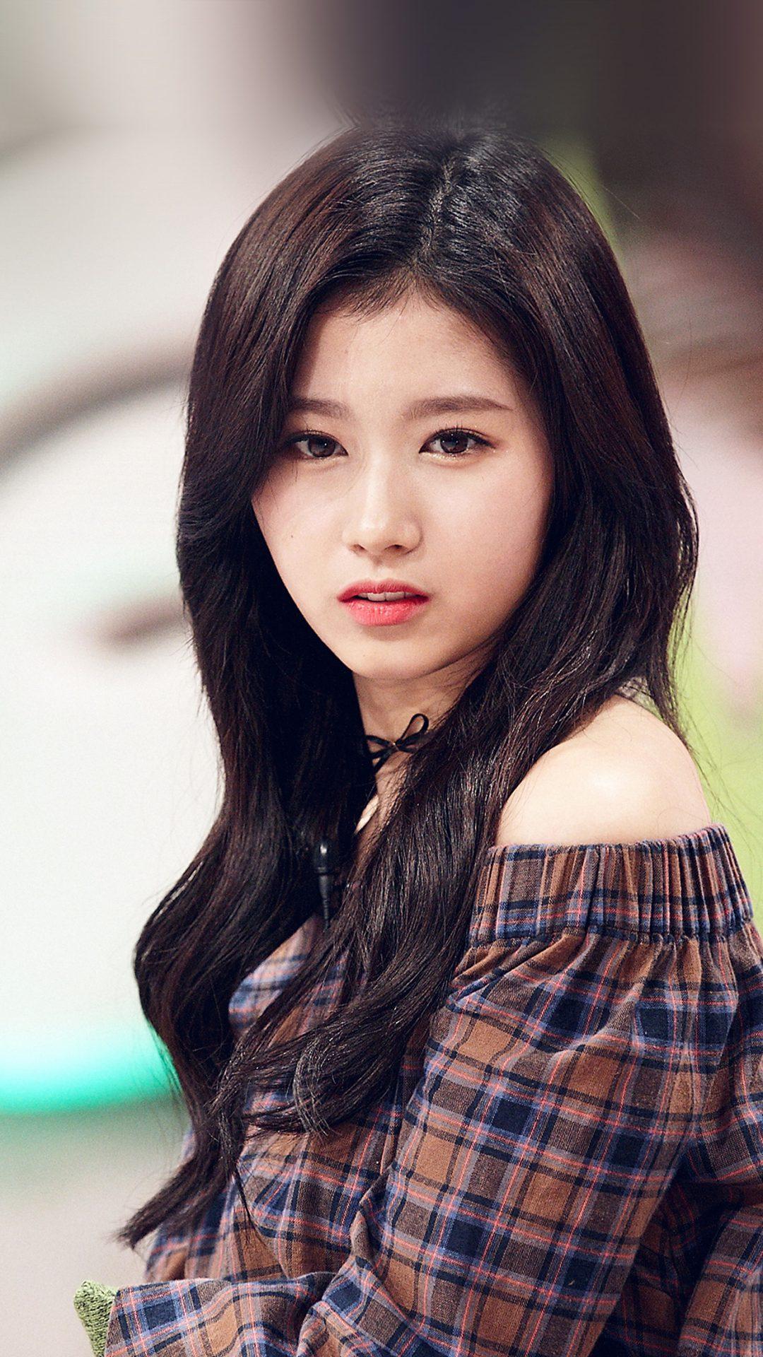 Sana Kpop Cute Girl Celebrity