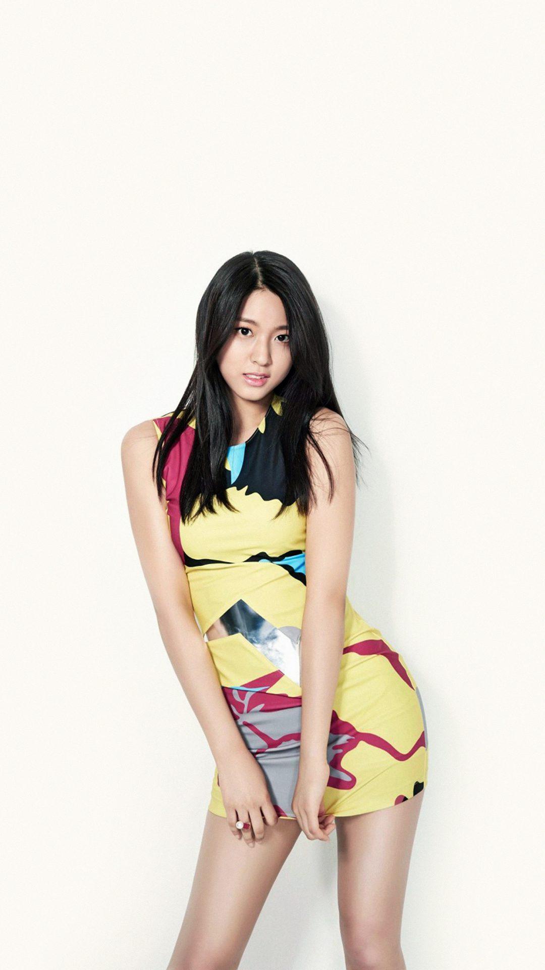 Seolhyun Aoa Kpop Love Cute White