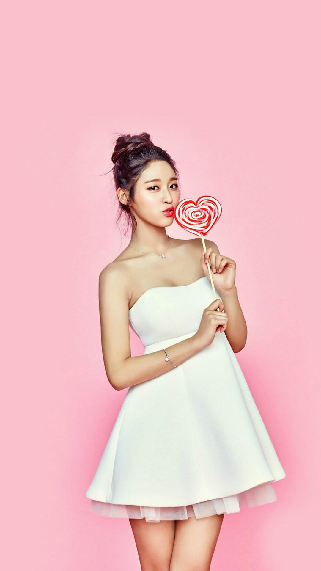 Seolhyun Kpop Valentines Candy Cute