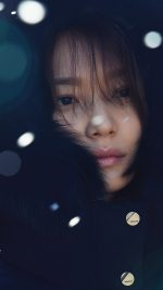 Shin Mina Kpop Winter Snow Celebrity