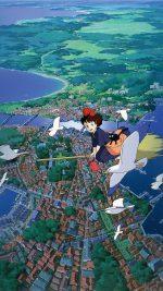 Studio Ghibli Art Illustration Love Anime