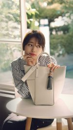 Suji Spring Kpop Girl Celebrity