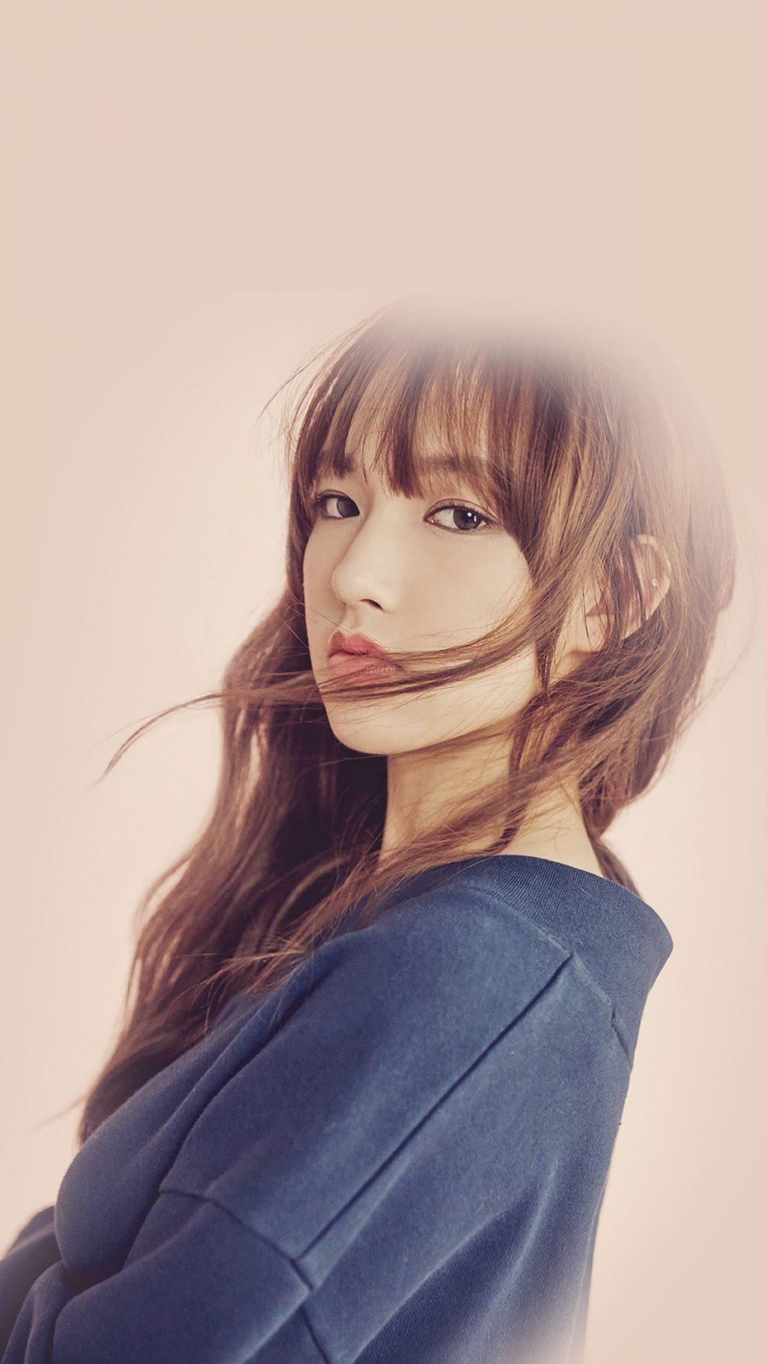 Sungso Kpop Girl Pink Cute