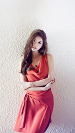 Suzy Missa Kpop Red Dress