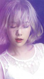 Taeyeon Kpop Snsd Purple Pink Girl