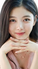 Yoojung Kim Kpop Girl Smile